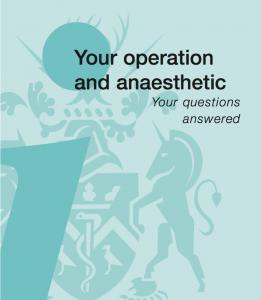 anaesthethic